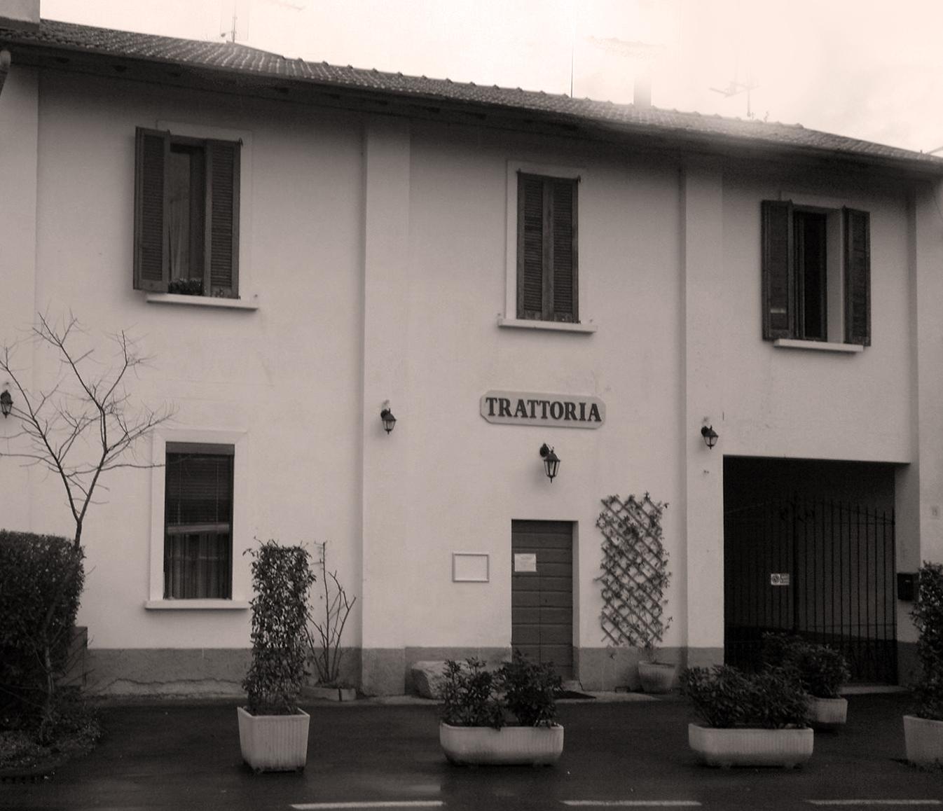 trattoria milanese _ Antica trattoria redecesio_ locale milanese